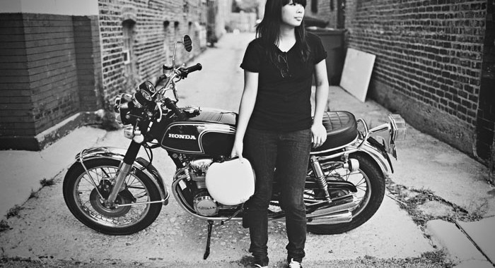 Ninna & The Motorcycle