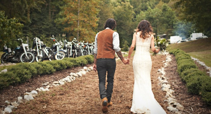 Ride to the bride